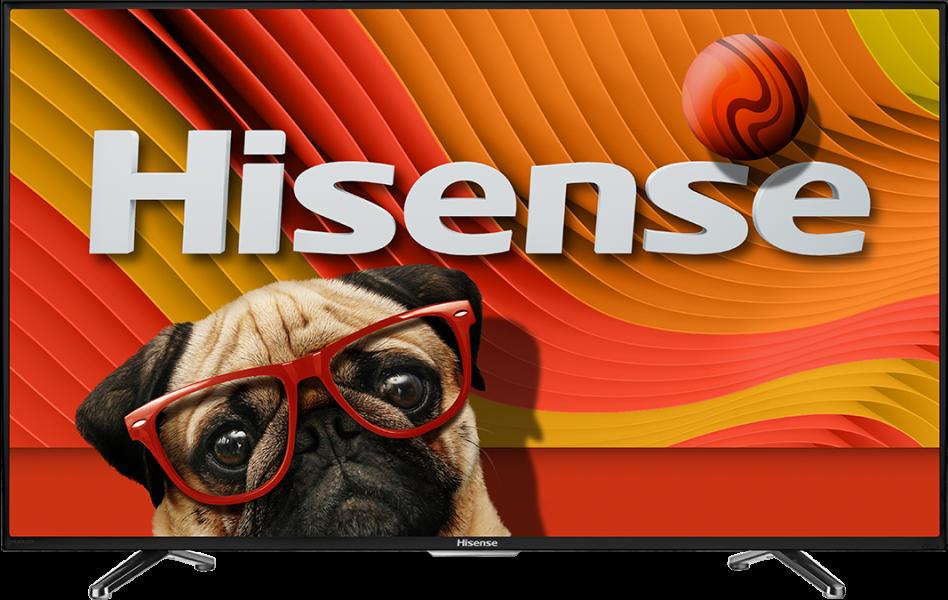 Hisense H5 55H5C HeroShot Front