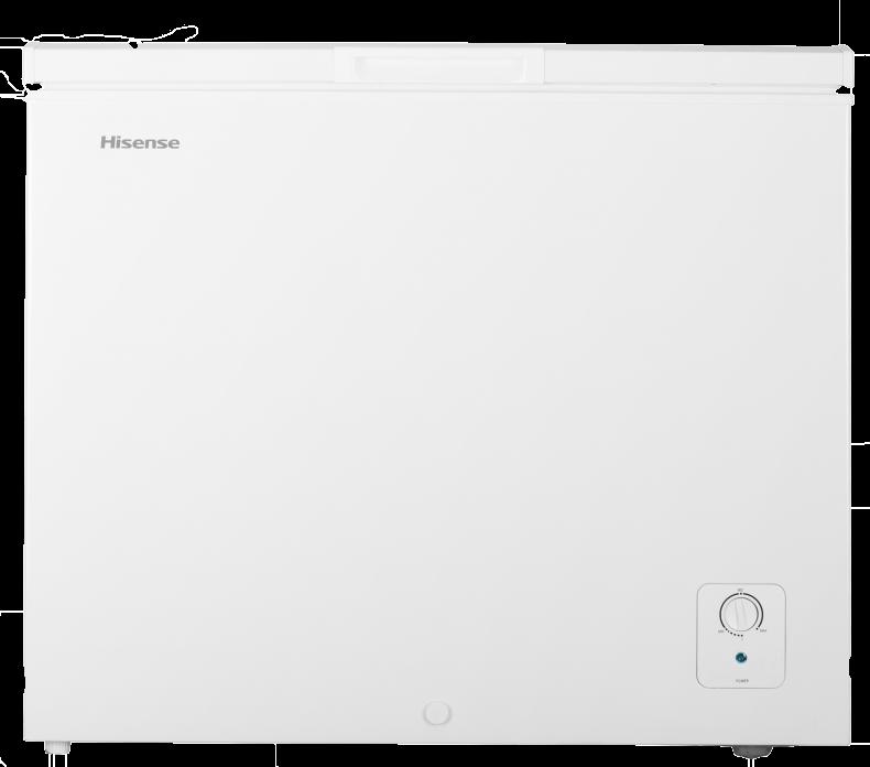 8 8 chest freezer hisense
